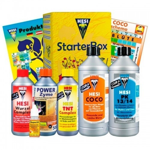 Hesi Kit Starterbox Coco