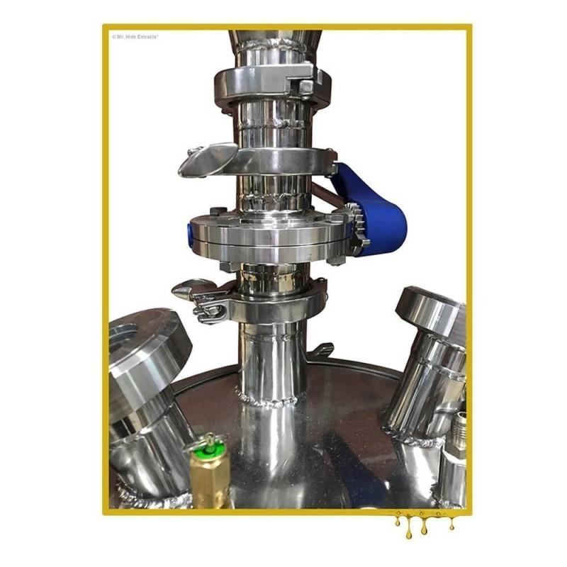 Extractor de Resina Cirucito Cerrado