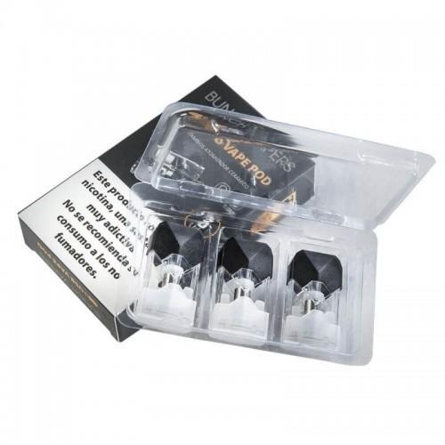 Recambio Vaporizador Bunch Vapers 1 ml / 1,5 mm