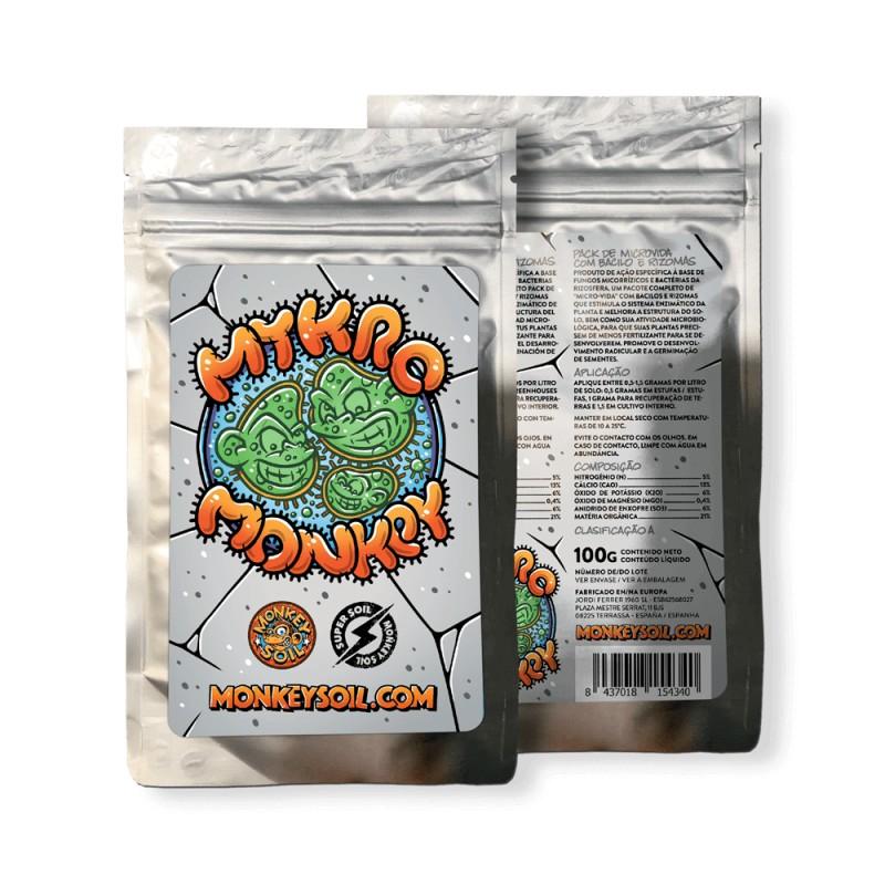 Mykro Monkey