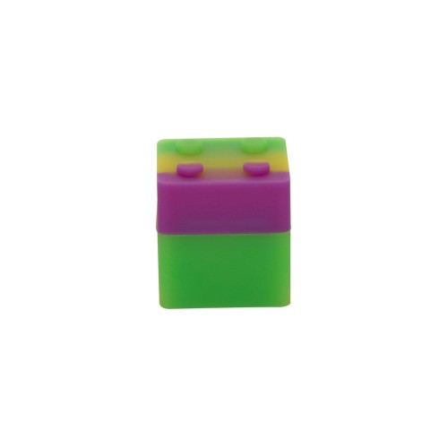 Bote Silicona Apilable - 9 ml