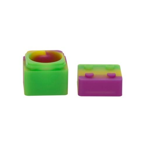 Bote Silicona Apilable - 9 ml