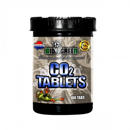 Biogreen CO2 Tablets
