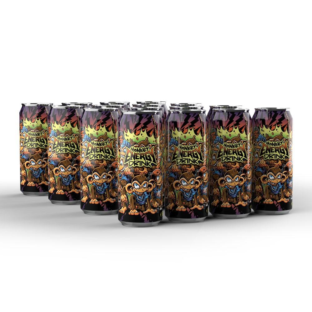 Monkey Energy Drink