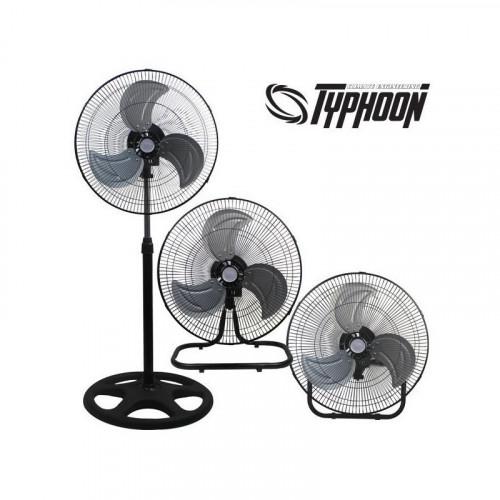 Ventilador Typhoon pie (3x1)