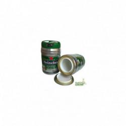 Lata ocultación Heineken Barril