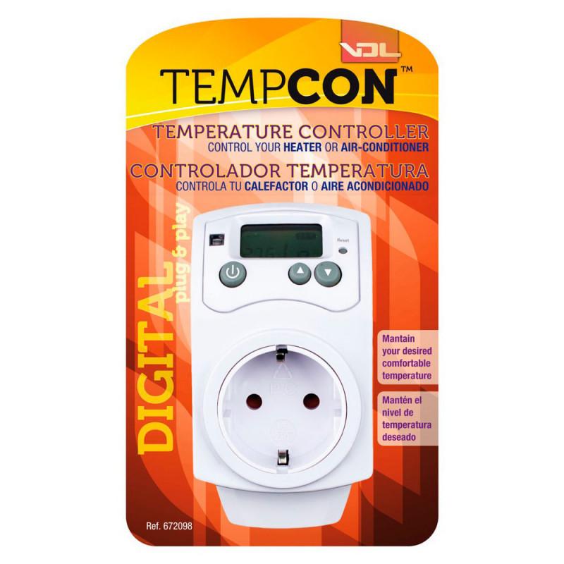 Controlador Temperatura Tempcon