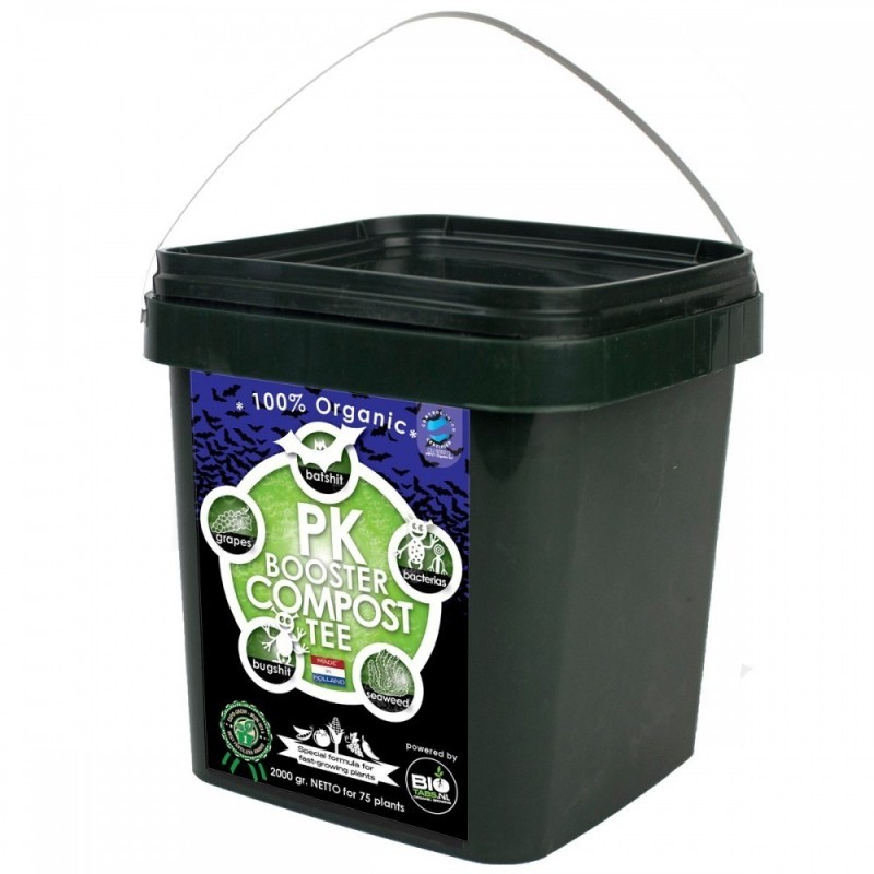 Biotabs PK Booster Compost Tea