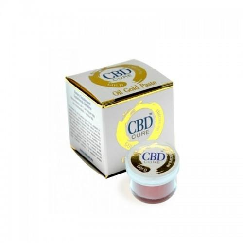CBD Cure Paste Gold Oil
