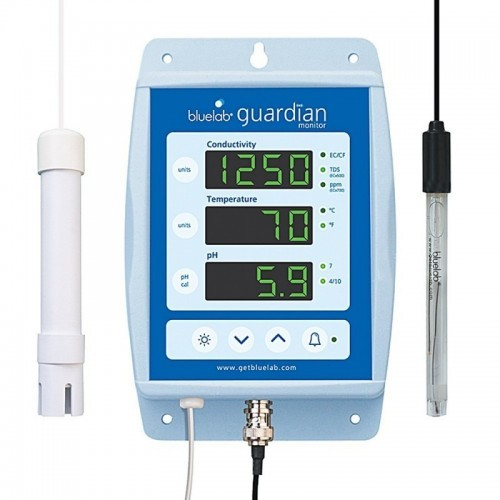 Medidor Bluelab Guardian (PH, EC, Cº) Continuo