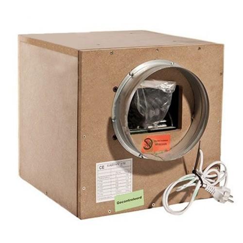 Caja Extractora Isobox Madera