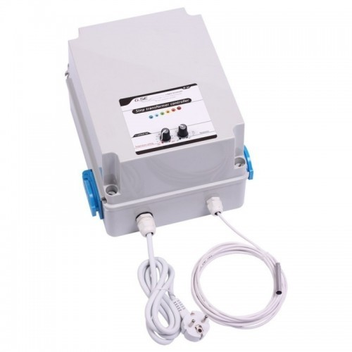 Fan Controller de Temperatura para 2 Extractores (2.5 AMP) GSE