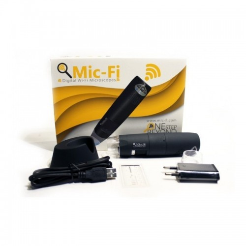 Microscopio Mic Fi Digital
