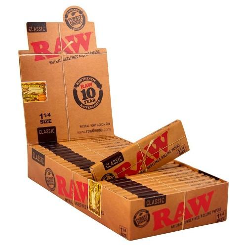 Papel Raw ¼ (24u)