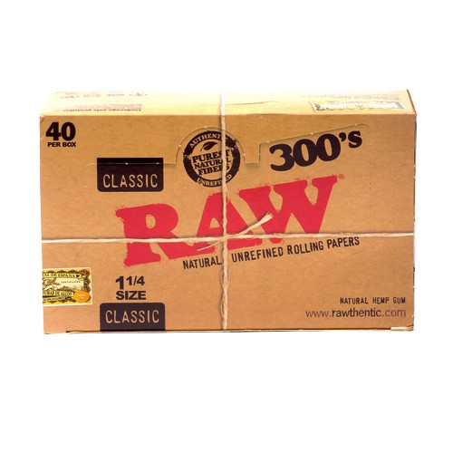 Papel Raw 300 (40u)
