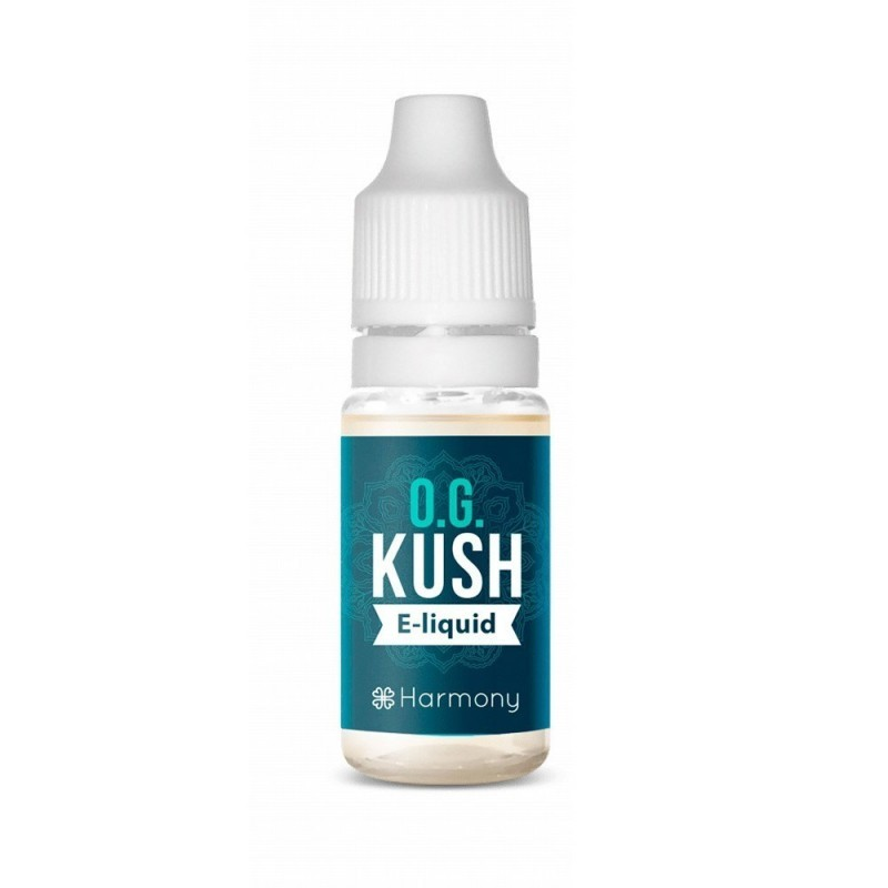 E-liquid CBD Harmony OG Kush