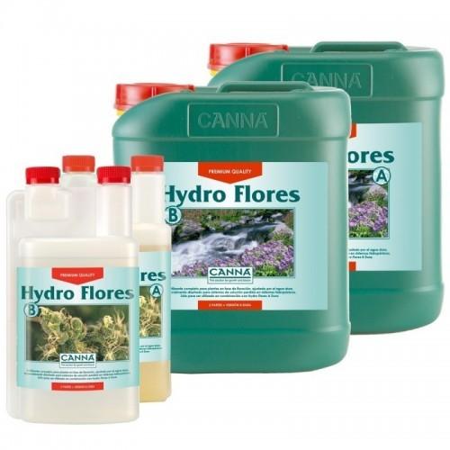 Canna Hydro Flores Agua Dura